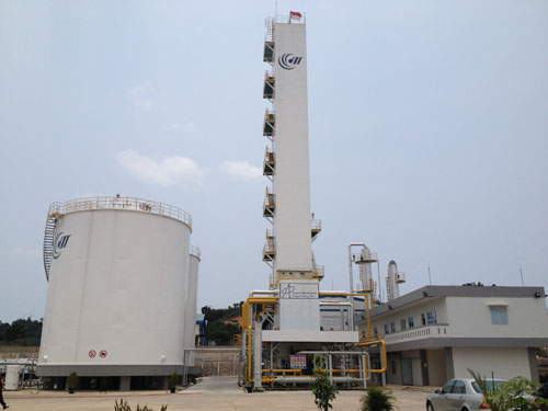 BATAM 3000 Liquid Air Separation Project
