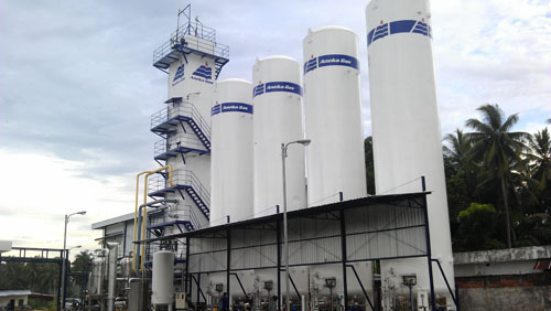 SMATOR Liquid Air Separation Project